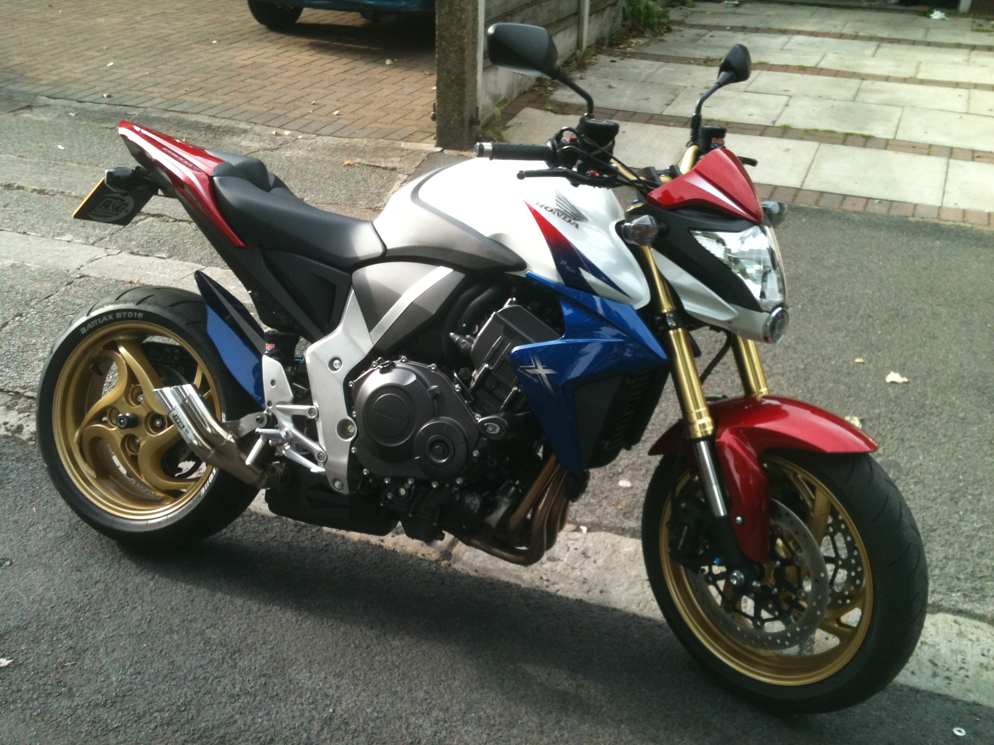 Attached Images Still Livin The Dream My CB1000R