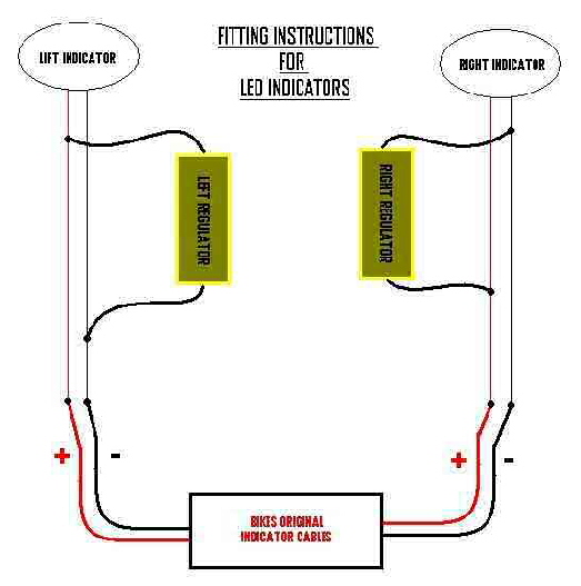 Led indicators resistors and new relays name led wiring diagramg views 1383 size 693 kb cheapraybanclubmaster Images